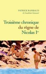 chronique 3nicolas